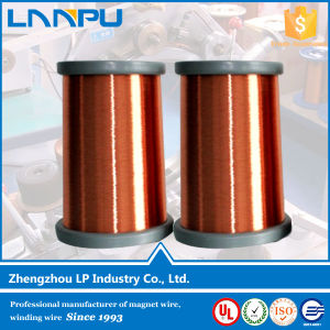 Uew Good Solder 220 Class Super Enameled Copper Winding Wire