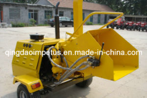 China High Quality Diesel Wood Chipper Dwc-40 with CE Certificate pictures & photos