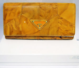 2009 Newest Lady Leather Fashion Wallet (BB019)
