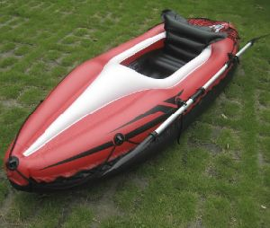 Single Seat Inflatable Fishing Boat, Single Seat Kayak, Single Seat Canoe