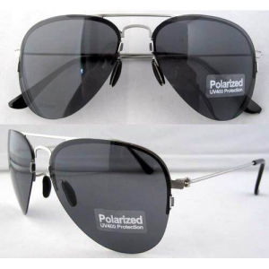 Metal Fashion Sunglasses (S12009)