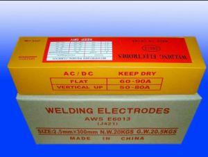 Carbon Steel /Welding Rod/Welding Materialwelding Electrode (AWS E6013, AWS E7018) pictures & photos