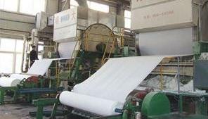3480mm/200/Min High Grade Wrinkle Tissue/Toilet Paper Machine