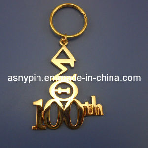 Personalized Die Cut Letter Number Keyring/Key Holder pictures & photos