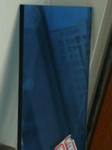 Gem Blue Reflective Glass