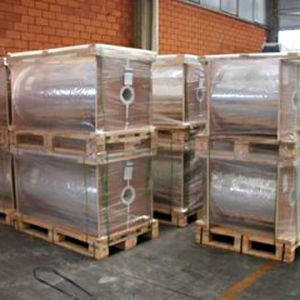 Chemically Treated Polyester Film