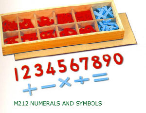Wooden Education Toys (M212)