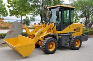 Wheel Loader (SX910)