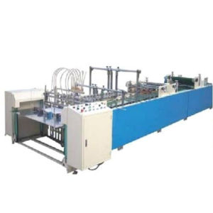 Bag Forming Machine with High Quality (ZXZD-1100A) pictures & photos