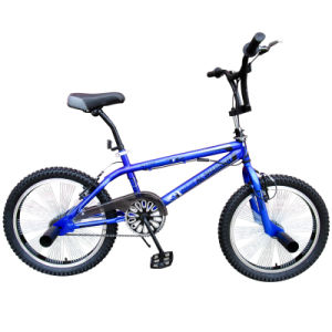 "20"" Steel Frame BMX Free Style Bicycle"