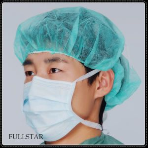 Disposable Non-Woven Face Mask Tie on pictures & photos
