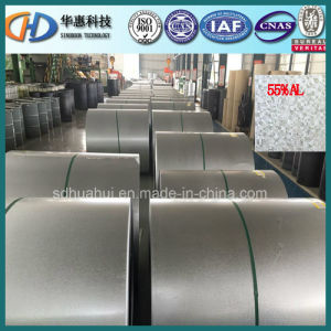 55%Al Gl Steel Coil with High Quality pictures & photos