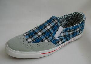 Men′s Canvas Shoes (SM-L141)