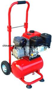 Portable Gasoline Air Compressor