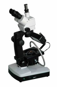 Bestscope BS-8040t Gemological Microscope with High Bright LED Point Light pictures & photos