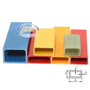 GRP Pultruded Rectangular Tube pictures & photos