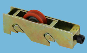 Jinlin Steel Housing Wheel Roller Pulley pictures & photos