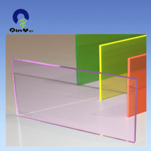 3mm Clear Plastic Acrylic Sheet (AGG11C) pictures & photos