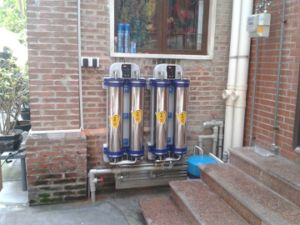 Commerical Water Filter for Hospital (DS-8GdX2-A) pictures & photos