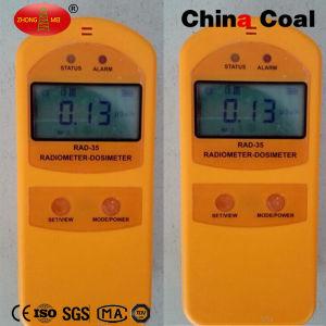 Radiometer Meter Rad-35 Dosimeter Portable Radiation Measuring Instrument pictures & photos