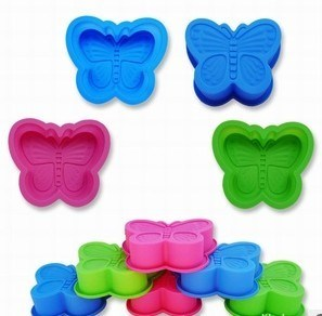 Silicone Gel Butterfly Shape Cake Mold (SE-296) pictures & photos