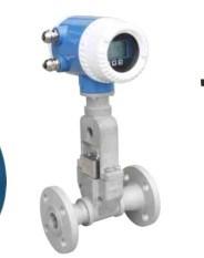 Vortex Flow Meter-1