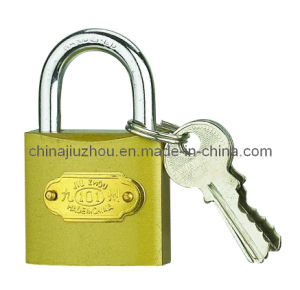 Pull Imitate Brass or Silver Padlock (261, 262, 263) pictures & photos