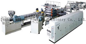 ABS Plastic Sheet Extrusion Line (Sheet Extruder)