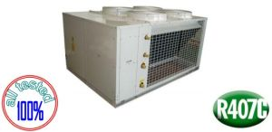 Air Source Heat Pump With Heat Recovery (Air Conditioner)