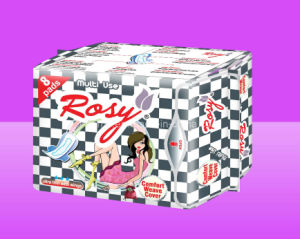Rosy Sanitary Napkin pictures & photos