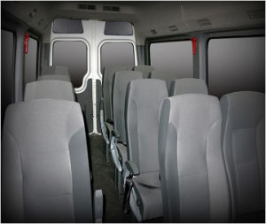 KINGSTAR Neptune N6 17-23 Seats Bus, Van (Gasoline & Diesel Minibus) pictures & photos
