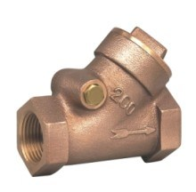 Hot Sell Casting Bronze Y-Check Valve pictures & photos