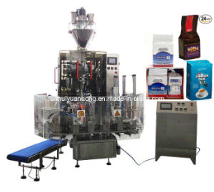 Automatic Vacuum Cubic Bag Powder Packing /Packaging Machine pictures & photos