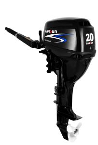 4 Stroke Outboard Engine 25HP Remote Control Long Shaft pictures & photos
