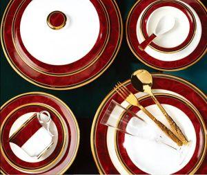 Hotel & Restaurant Porcelain Dinnerware -13