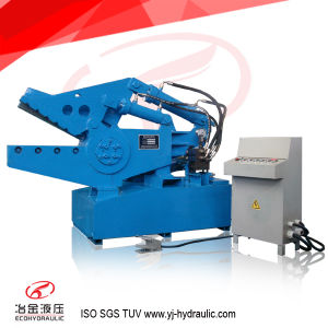Hydraulic Alligator Scrap Metal Shear for Sale (Q08-125) pictures & photos