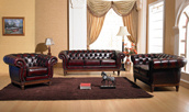 Leather Sofa -2706#
