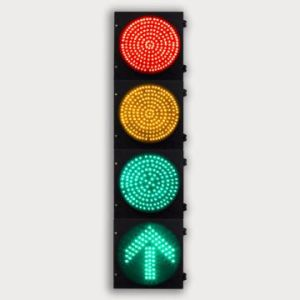Waterproof High Quality 300mm LED Traffic Light pictures & photos