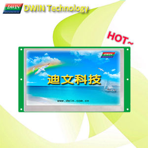 "High-Definition, Wide Viewing, 5.7"" Uart TFT LCD Module/HMI, Touch Screen Optional, Dmt10768t057_01W"