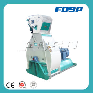 Hot Sale Poultry Feed Hammer Mill/ Grinding Machine with Impeller Feeder pictures & photos
