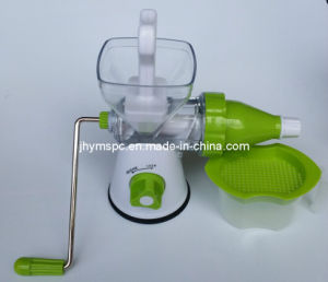 2014 Newest Manual Juice Extractor for Family