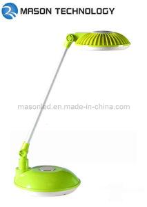 8W Sunflower LED Table Light (Green)