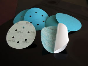Film Backing Velcro Disc
