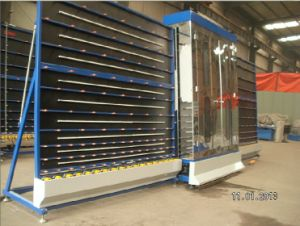 Lbw2000 Vertical Glass Cleaning Machine/ Glass Cleaning Machine pictures & photos