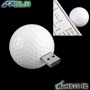 Golf Shaped USB 2.0 Flash Drive (BLH-WE013)