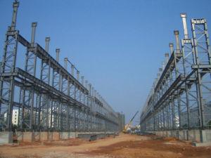 Steel Prefab Workshop Construction (SSW-162) pictures & photos