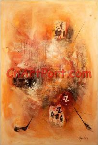 Abstract Painting (APOR0010)