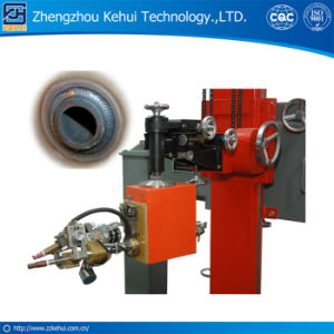 Chinese Tube to Tube Sheet Orbital TIG Rotary Welders Welding Machine