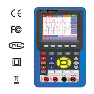 Handheld Series Digital Storage Oscilloscope (60M HDS2062M-N)