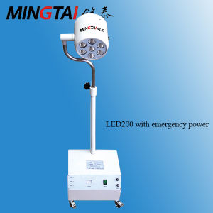 LED200 Urology Shadowless Operating Lights, Medical Lights(Suspension pictures & photos